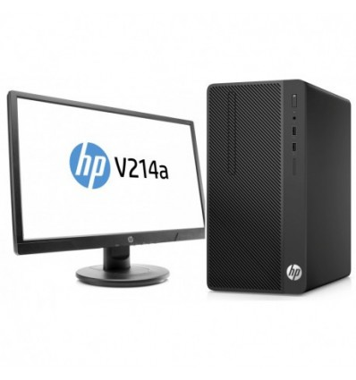 HP - PC DE BUREAU PRO G3 DUAL CORE 4GO 1TO prix tunisie