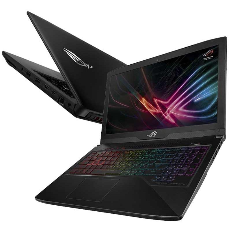 ASUS - PC PORTABLE ROG STRIX GL503VD I7 7è GéN 12GO 1TO + 128GO SSD NOIR prix tunisie