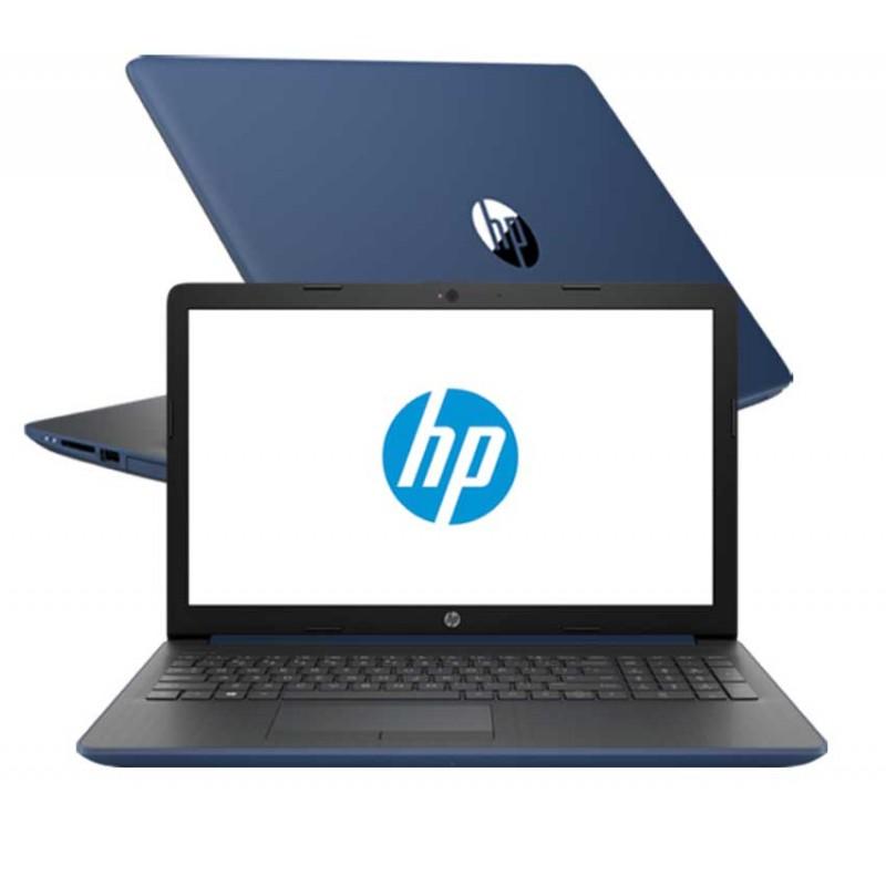 HP - PC PORTABLE 15 DA0002NK DUAL-CORE 4GO 1TO BLEU (4BY05EA) prix tunisie