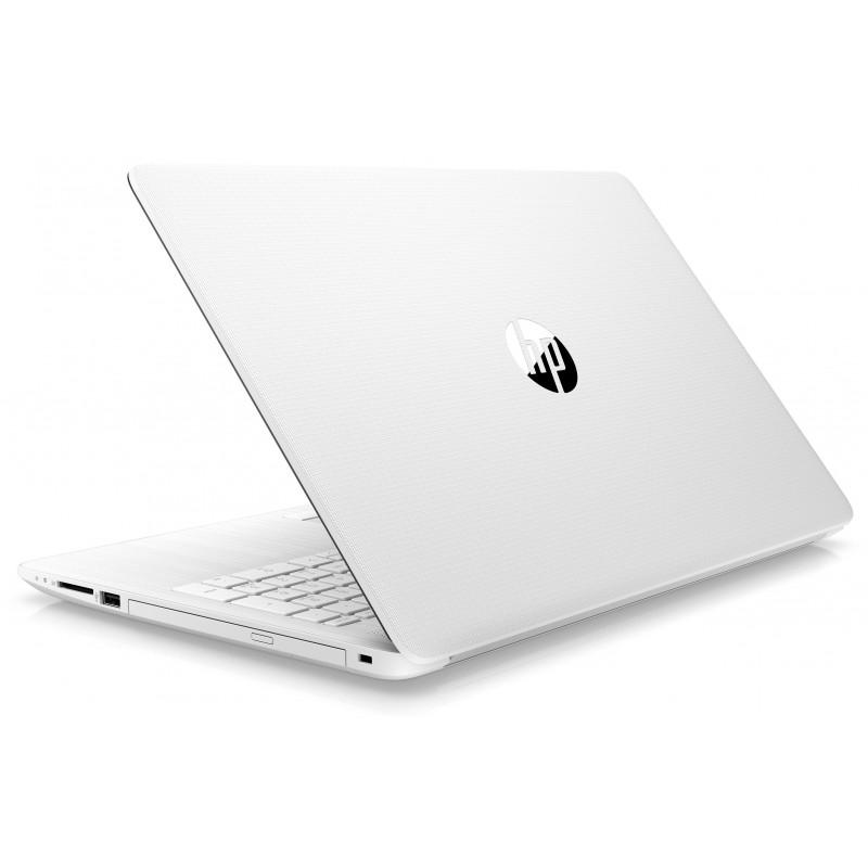 HP - PC PORTABLE 15-DA0003NK / DUAL CORE / 8 GO / BLANC 4BY91EA prix tunisie