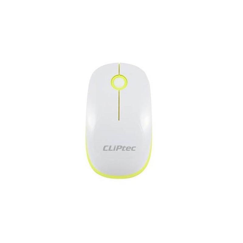 CLIPTEC - Souris sans fil isotto rzs851 prix tunisie