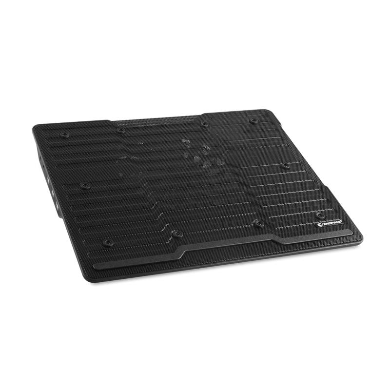 ADDISON - REFROIDISSEUR USB RAMPAGE AD-RC1 POUR PC PORTABLE + 3 PORTS USB prix tunisie