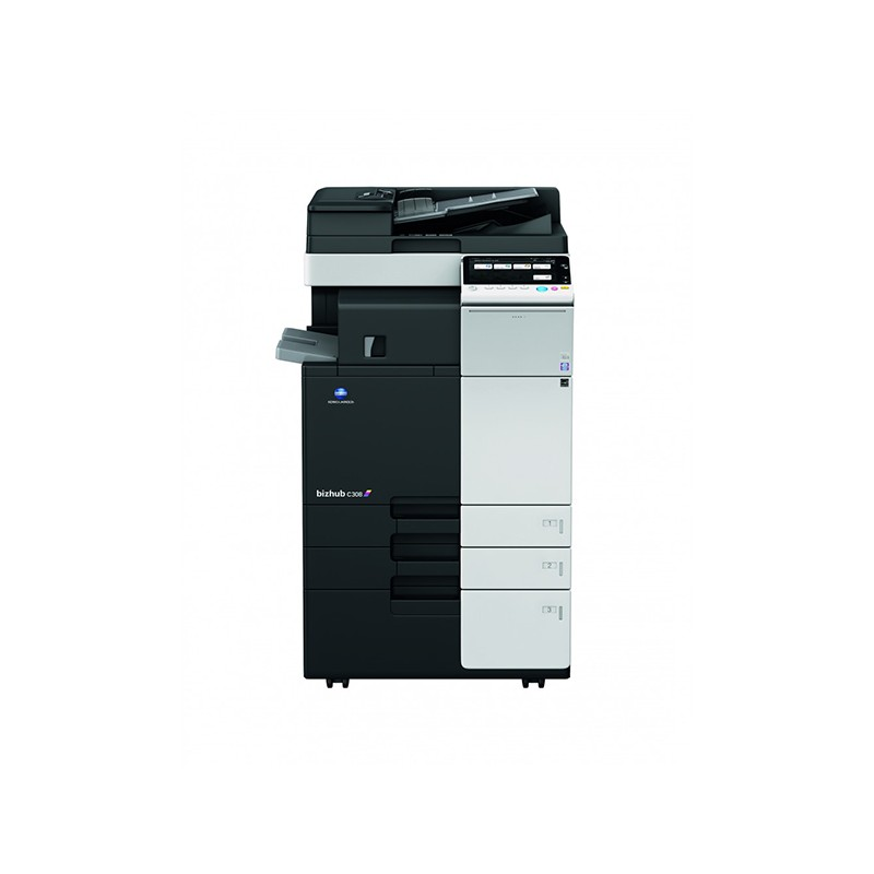 KONICA MINOLTA - Photocopieur Multifonction BHC308 Couleur prix tunisie