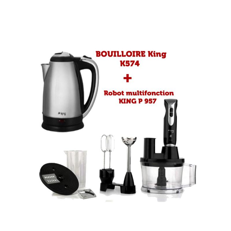 KING - Robot multifonction P 957 prix tunisie