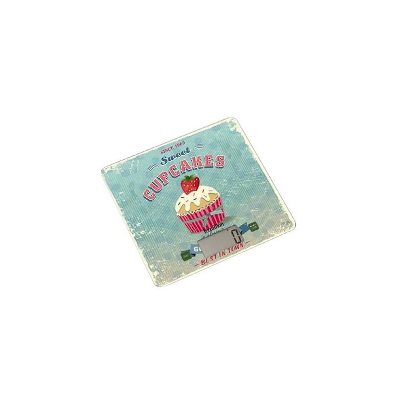 TERRAILLON - Balance de cuisine T1040 Good cupcake - 3 Kg prix tunisie