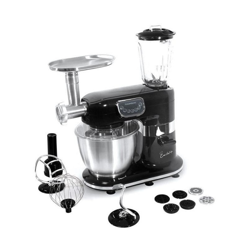 THOMSON - Robot pâtissier multifonction THFP06719B - 1000W prix tunisie