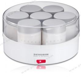 Severin - Yaourtières 13W7 pots à yaourt à 150 ml JG 3516 prix tunisie