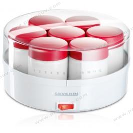 Severin - Yaourtière14 pots à yaourt à 150ml, 13W JG 3519 prix tunisie