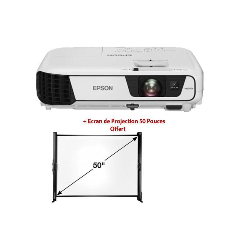 EPSON - Vidéoprojecteur EB-X31 prix tunisie