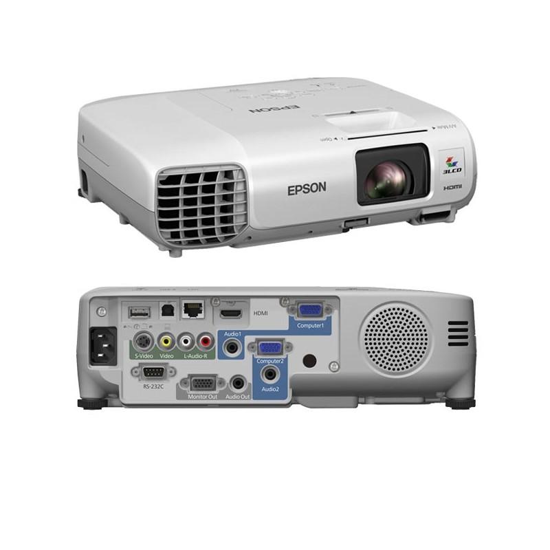 EPSON - Videoprojecteur EB-X27 XGA - 3LCD prix tunisie