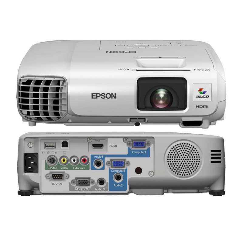 EPSON - Videoprojecteur Lumineux 3LCD EB-S27 - V11H694040 prix tunisie