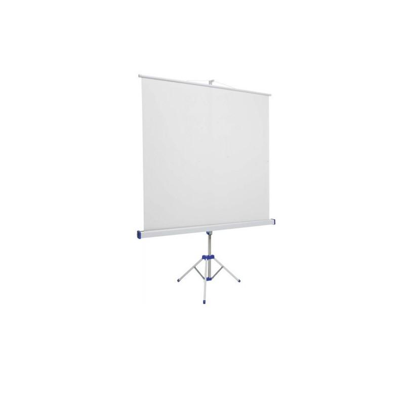 ORAY - Ecran de projection Triped 200x200 Blanc Mat TRE02B1200200 prix tunisie