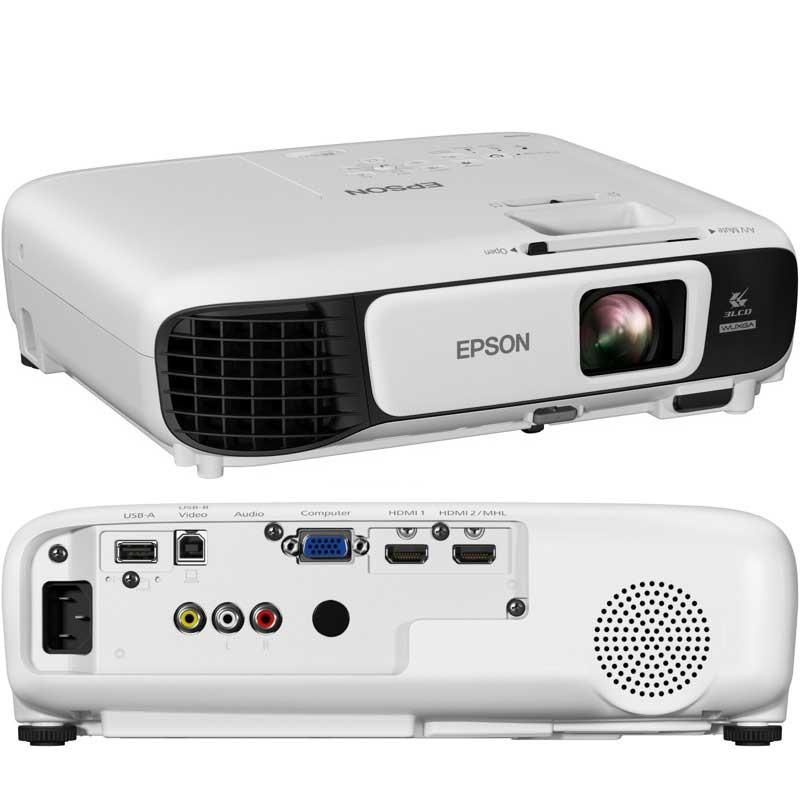 EPSON - Vidéoprojecteur EB-U42 WUXGA WiFi - V11H846040 prix tunisie