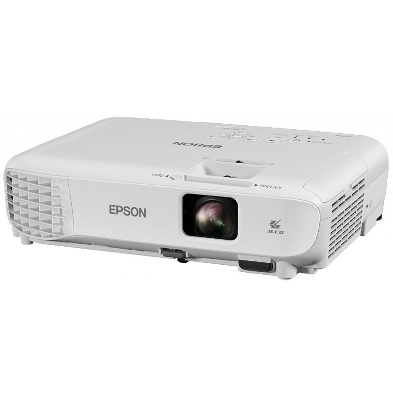 EPSON - Vidéoprojecteur SVGA EB-S05 - (V11H838040) prix tunisie