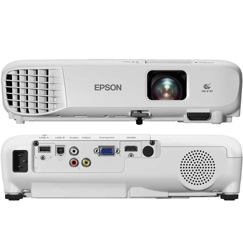 EPSON - Vidéoprojecteur EB-W05 HD ready - (V11H840040) prix tunisie