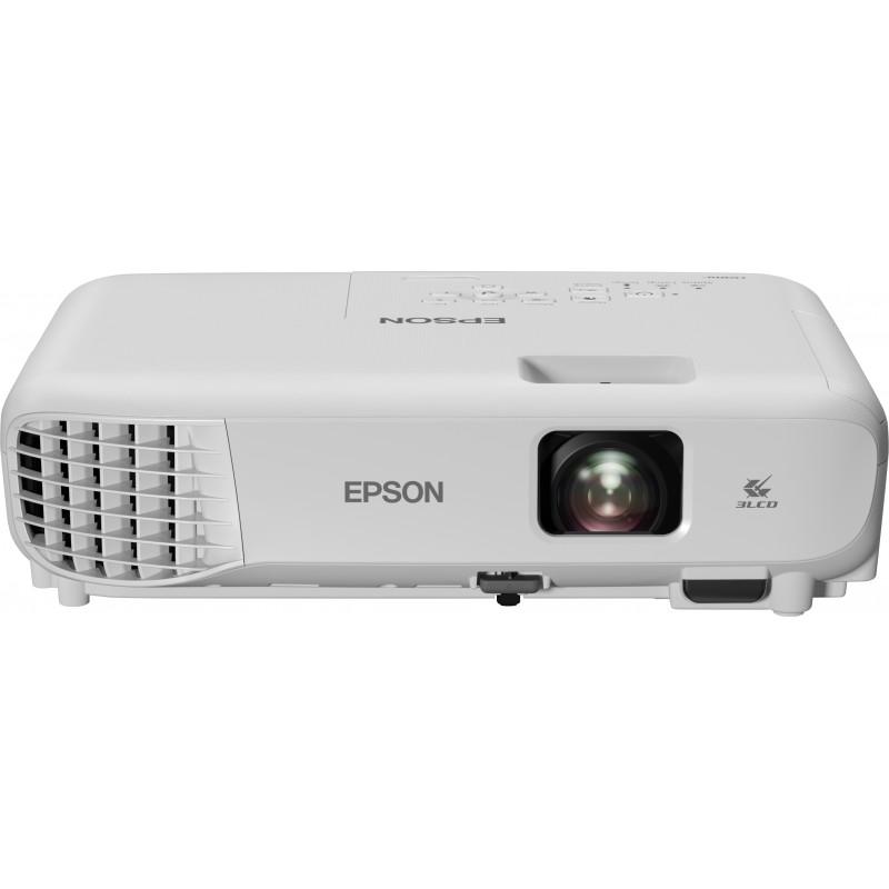 EPSON - Vidéo projecteur professionnel 3LCD EB-E01 prix tunisie