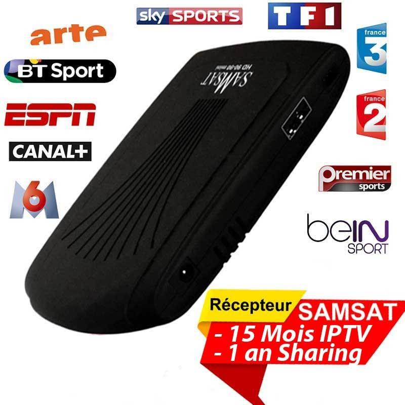SAMSAT - RéCEPTEUR 9090 HD MIN prix tunisie