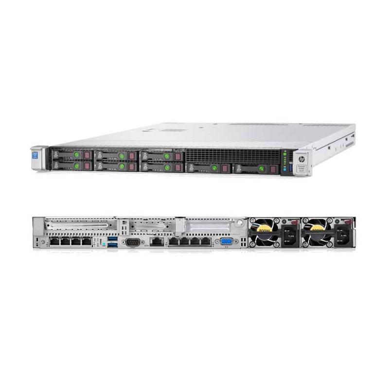 HP - SERVEUR E PROLIANT DL360 GEN9 1U XEON E5-2620V4 16GO - 843375-425 prix tunisie