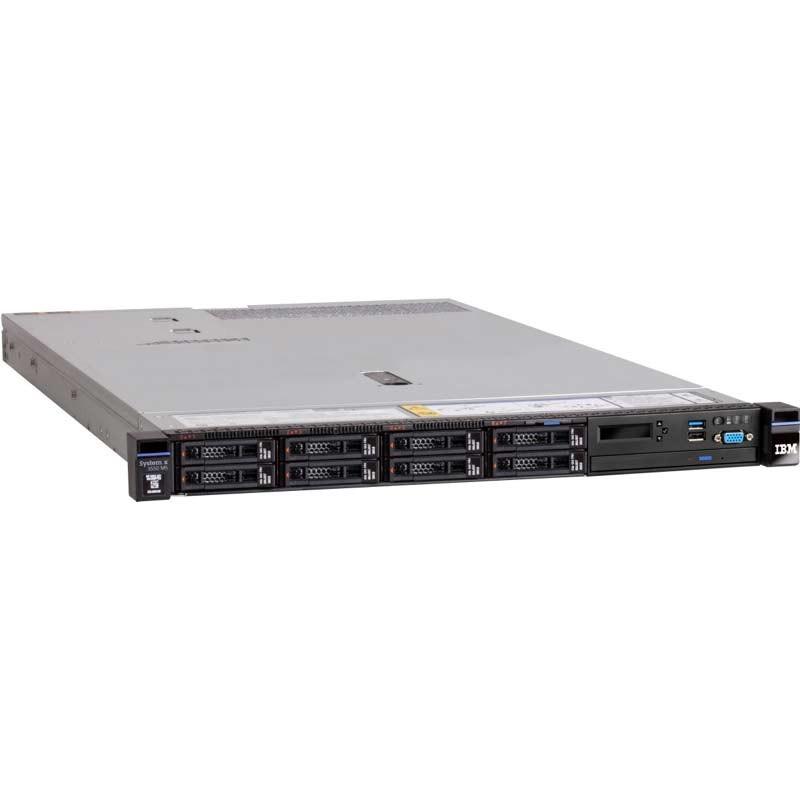 LENOVO - SERVEUR SYSTEM X3550 M5 E5-2620 16GO (8869-EJG) prix tunisie