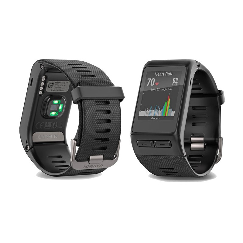 GARMIN VivoActive HR Cardio Poignet - GPS Integré 2