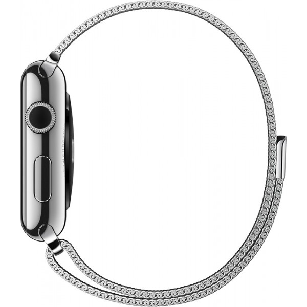 Apple iWatch 42MM - Argent 2