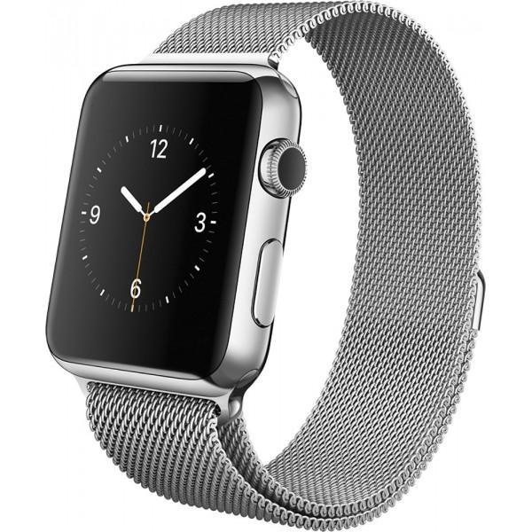 Apple iWatch 42MM - Argent 1