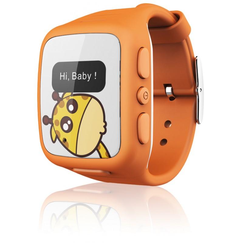 Ksix - Montre connectée BXKIDSF02 Pour Enfants Orange prix tunisie