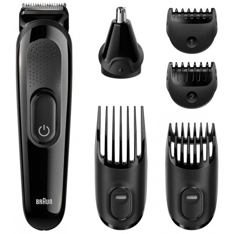 BRAUN - Kit tondeuse visage et cheveux 6-en-1 MGK3020 prix tunisie