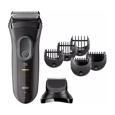 BRAUN - Tondeuse à barbe Series 3 3000BT Shave N Style prix tunisie