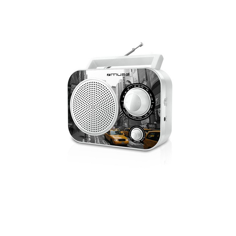 Muse - Radio portable Muse M-060-NY-1113 prix tunisie