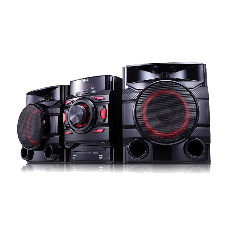 LG - Mini Chaîne Hi-Fi CM4460 - Bluetooth prix tunisie