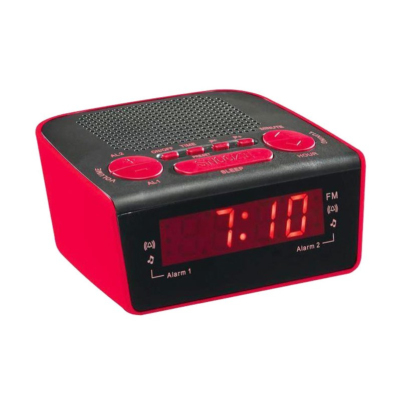 CLIP SONIC - Radio Réveil AR314R - PLL prix tunisie