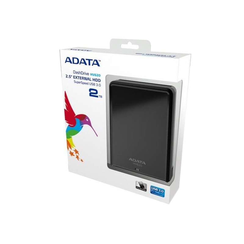 ADATA - AHV620 2To USB 3.0 Noir prix tunisie