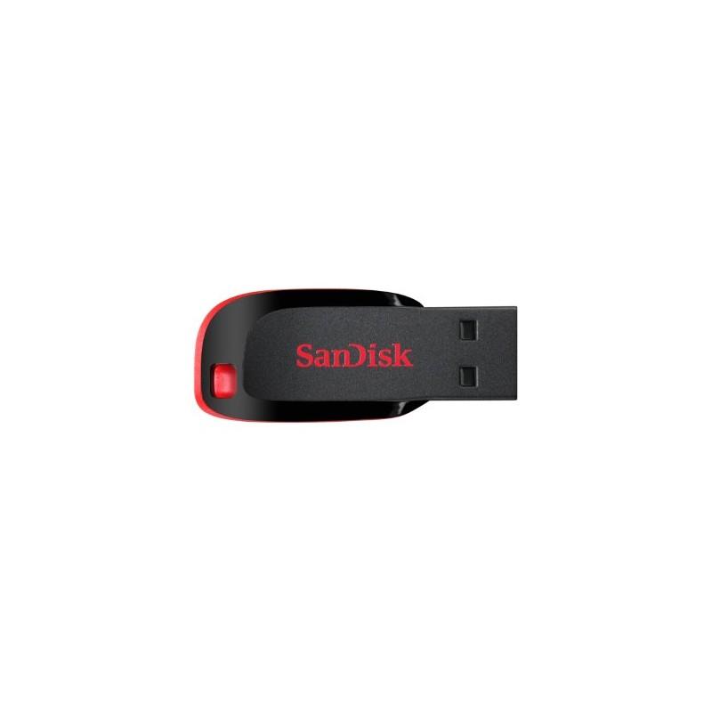 SANDISK - Flash disque cruzer blade 128go prix tunisie