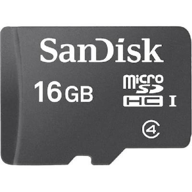 SANDISK - MICRO SD 16GB SANS ADAPTATEUR SDSDQM016GB-S prix tunisie