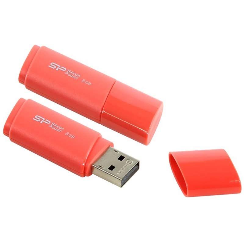 SILICON POWER - CLé USB ULTIMA U06 8GO prix tunisie
