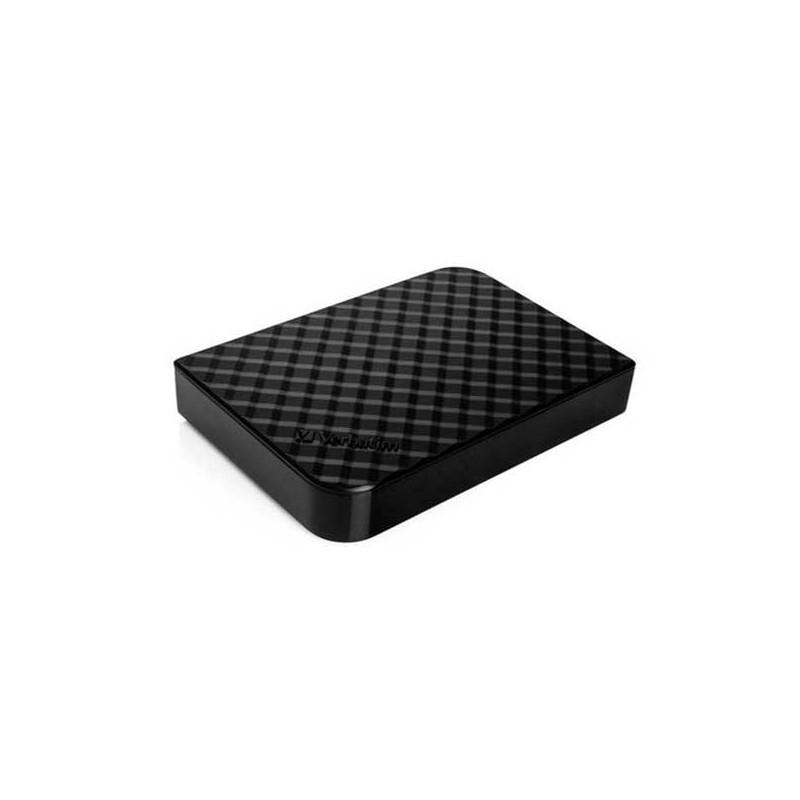 VERBATIM - DISQUE DUR EXTERNE STORE 'N' SAVE 8TO USB 3.0 - 47687 prix tunisie