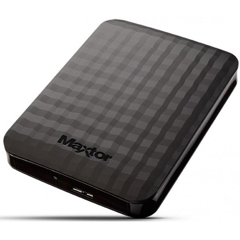 maxtor - DISQUE DUR EXTERNE MAXTOR M3 / USB 3.0 / 2 TO / NOIR prix tunisie