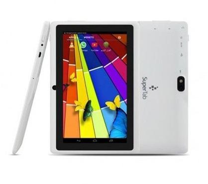 SuperTab - Tablette A7 8Go WIFI prix tunisie