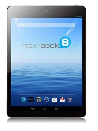 Nextbook Tablette NX785QC8G Quad Core 8