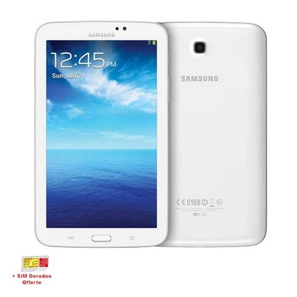 SAMSUNG - Tablette Galaxy Tab3 7'' T210 prix tunisie