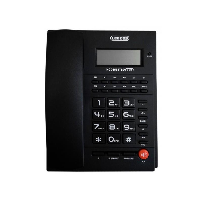 Leboss - Téléphone Filaire HCD3588TSD L-22 prix tunisie