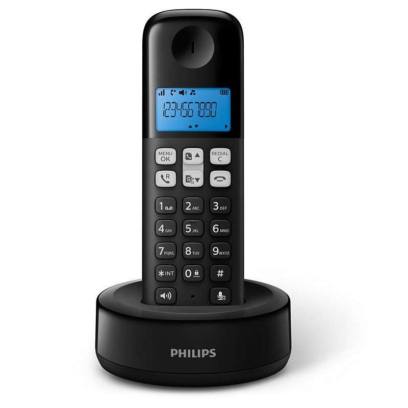 PHILIPS - Téléphone Fixe Sans fil D1311B/FR prix tunisie