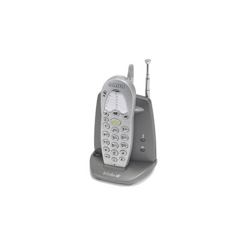 ALCATEL - Téléphone sans fil BILOBA 140 ARGENT prix tunisie