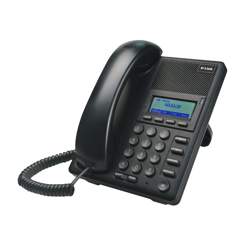 D-LINK - TéLéPHONE IP DPH-120SE prix tunisie