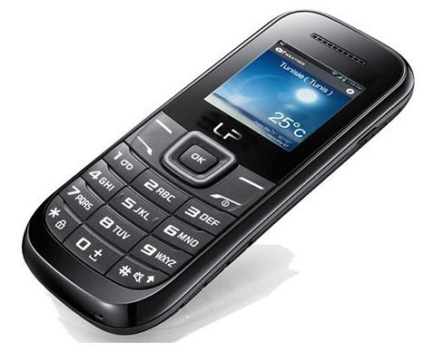 LP - TÉLÉPHONE PORTABLE P10  (LP-P10) prix tunisie
