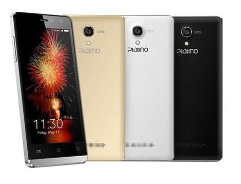 PLATINO Smartphone Ixora 4.5