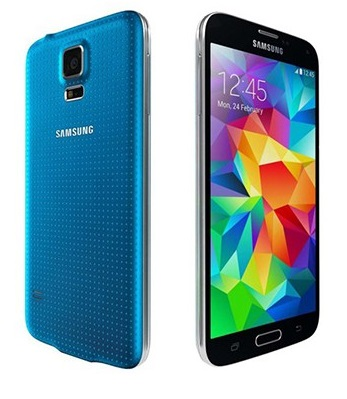 SAMSUNG Smartphone Galaxy S5 3
