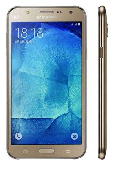 SAMSUNG Smartphone Galaxy J7 4G 1
