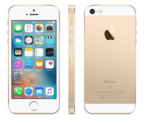 Apple iPhone SE 16Go 3
